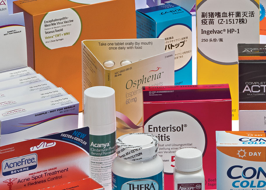 Pharma Packaging Solutions Products