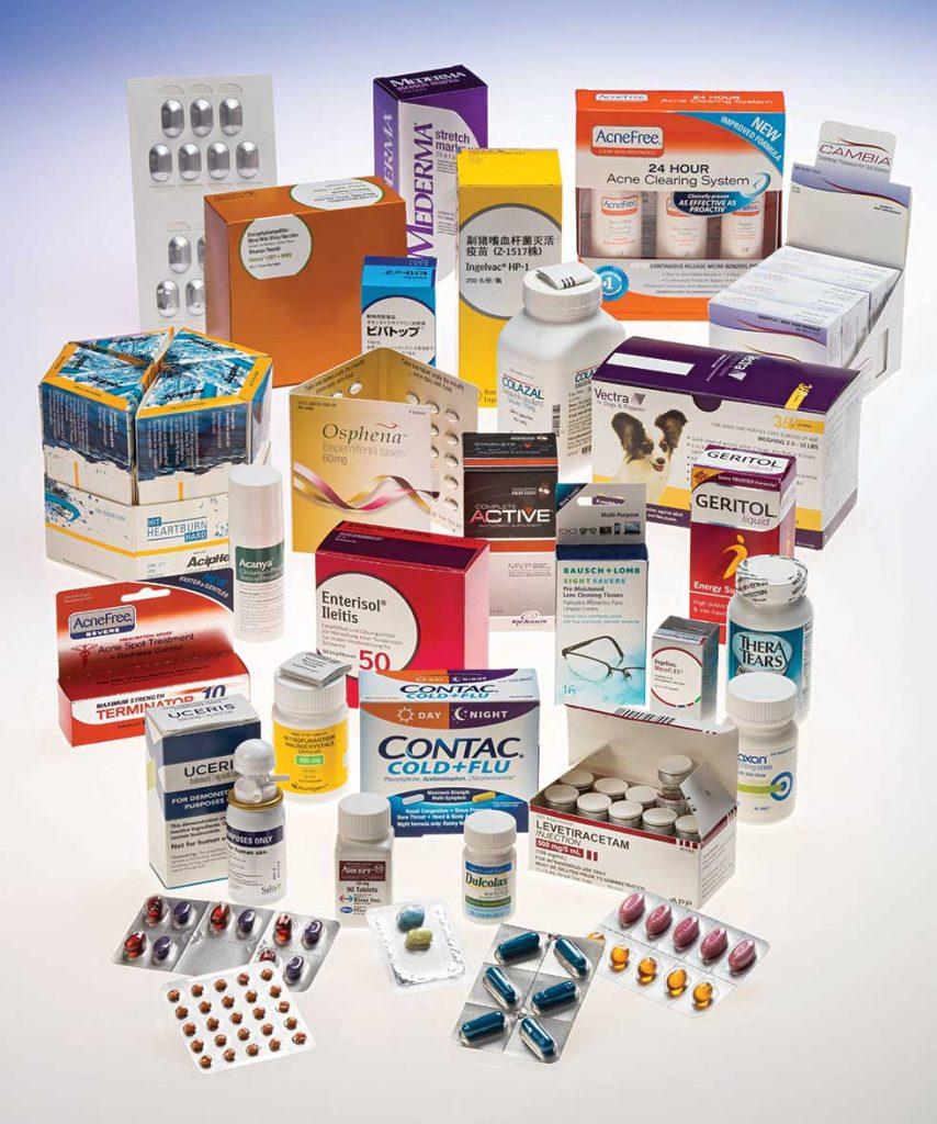 Pharmaceutical Repackaging