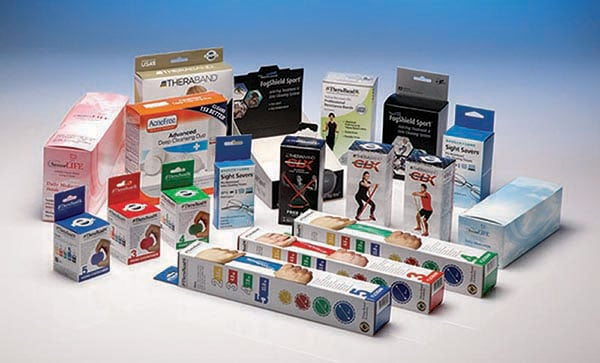 Medical device packaging service